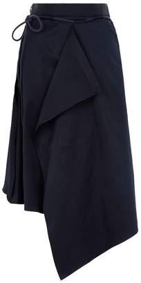 Palmer Harding Palmer//harding Combine Asymmetric Skirt