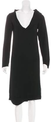 Maison Margiela Wool Sweater Dress