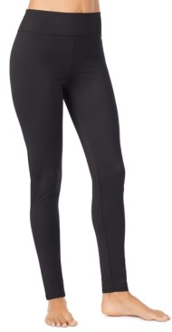 Cuddl Duds Women's Thermawear High-Waisted Leggings