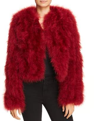 Rebecca Minkoff Pacha Feather Jacket