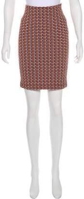 Opening Ceremony Knee-Length Knit Skirt