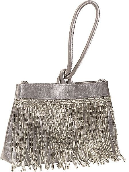 Savanna Beaded Wristlet