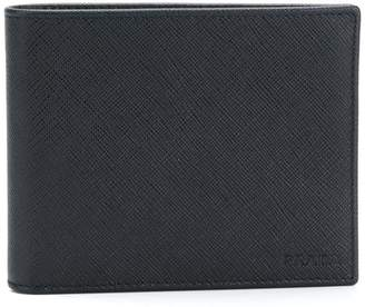 Prada fold out wallet
