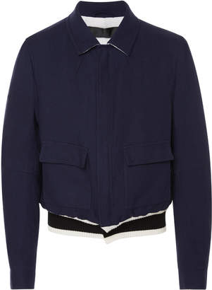 Haider Ackermann Zip Cropped Jacket
