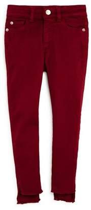 DL1961 Girls' Red Chloe Skinny Jeans - Big Kid