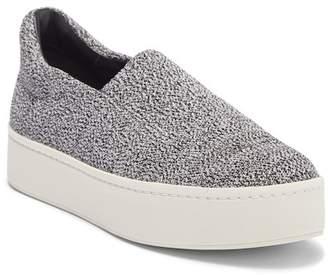 Vince Walsh Platform Slip-On Sneaker
