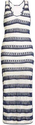 Anna Kosturova Knit Maxi Dress