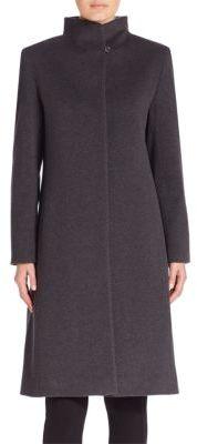 Cinzia Rocca Cashmere Blend Coat $850 thestylecure.com