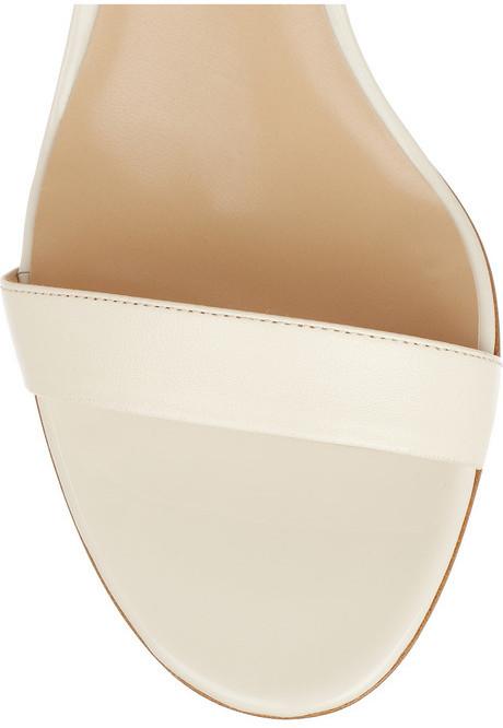 Nicholas Kirkwood Cutout leather sandals