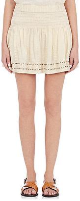 Isabel Marant Étoile Women's Alea Miniskirt $315 thestylecure.com