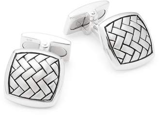 Effy Men's Sterling Silver Cufflinks