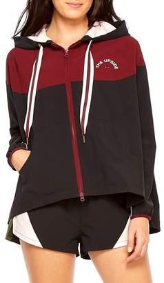 The Upside Ash Hooded Colorblock Jacket