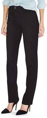 Levi's 314 Shaping Straight Jeans in Soft Black