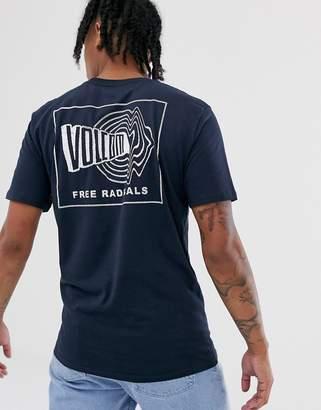 Volcom Free BSC Back Print T-Shirt