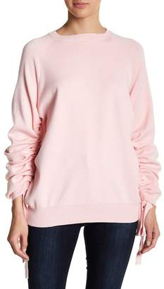 Vero Moda Antonia Shirred Sleeve Sweater