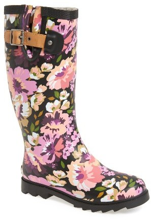 Chooka Women's Chooka Classic Dot Audrey Rain Boot