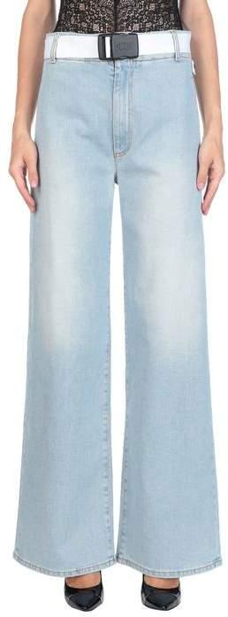 GCDS Denim trousers