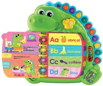 Leapfrog French Version Dino's Delightful Day Book 80600506