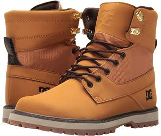 DC Uncas Men's Lace-up Boots