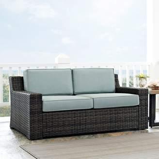 BeauFort Crosley Furniture Patio Loveseat