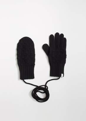 Antipast Cashmere Mitten Gloves