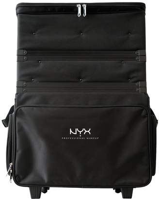 NYX Makeup Artist Train Case - 3 Tier Stackable