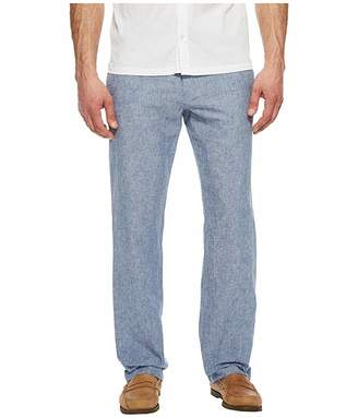 58fae485 Perry Ellis Linen Cotton Drawstring Pants