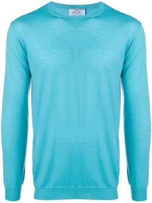 Prada long sleeved sweatshirt