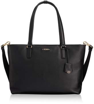 Tumi Leather Monika Tote Bag