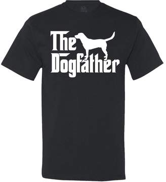 Golden Retriever mintytees keepin' It Fresh The Dogfather Dog Men's T-Shirt