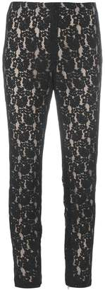 RED Valentino lace leggings