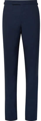 Tom Ford Navy O'connor Wool Suit Trousers