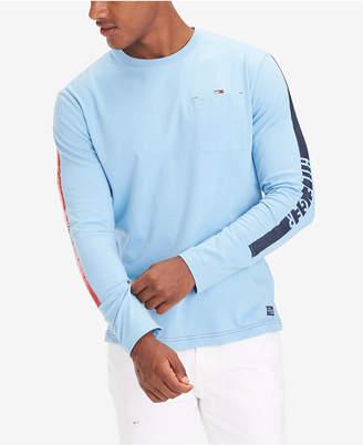 Tommy Hilfiger Men Parker Long-Sleeve T-Shirt