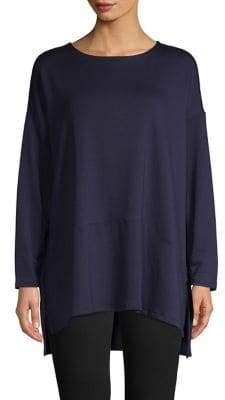Eileen Fisher Oversized Tunic Top