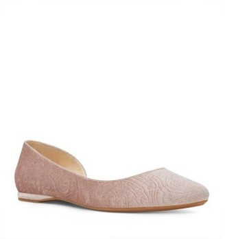 Women's Nine West Spruce D'Orsay Flat $78.95 thestylecure.com