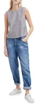 French Connection Sardina Striped Shirt