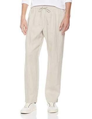 LLETTWIL Men's Linen Pants (