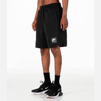 Nike Men's Sportswear Air Fleece Shorts