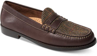 Bass by Ron Bass Men Harrington Tweed Loafers Men Shoes