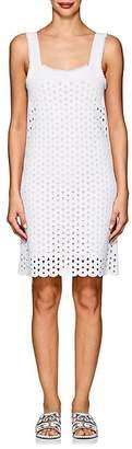Derek Lam Women's Cutout Compact Knit Dress