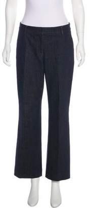 Akris Mid-Rise Skinny Pants
