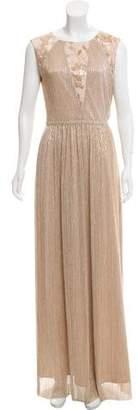 Tahari Arthur S. Levine Sleeveless Maxi Dress w/ Tags