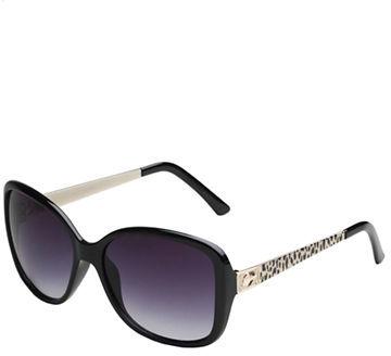 GUESS Tortoise Square Sunglasses