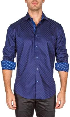 Bespoke Long Sleeve Modern Fit Shirt