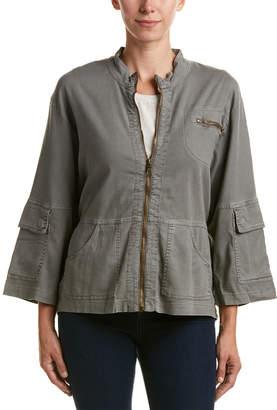 XCVI Linen-Blend Jacket