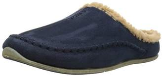 Deer Stags Men's Nordic Scuff Slipper