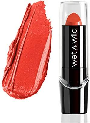 Wet n Wild Wet 'n' Wild (6 Pack Silk Finish Lipstick - Honolulu Is Calling