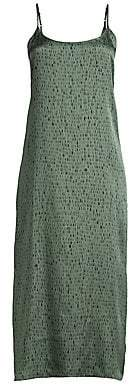 Eileen Fisher Women's Silk & Organic Cotton Slip Dress