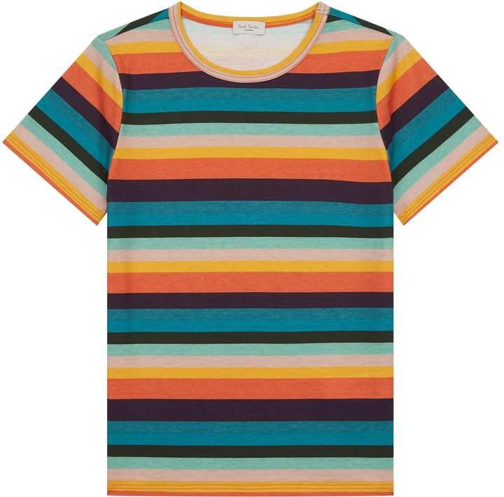 Roxbury Stripe PrintT-Shirt