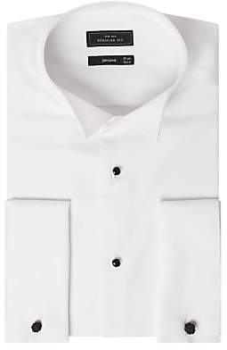 a35b23112 John Lewis & Partners Marcella Regular Fit Wing Collar Dress Shirt, White